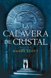 Portada de LA CALAVERA DE CRISTAL