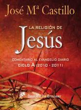 Portada de LA RELIGIÓN DE JESÚS - EBOOK