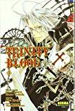Portada de TRINITY BLOOD Nº 1