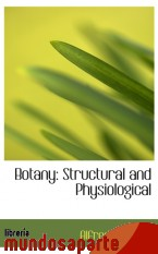 Portada de BOTANY: STRUCTURAL AND PHYSIOLOGICAL