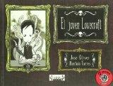 Portada de EL JOVEN LOVECRAFT Nº 1 (5ª ED)