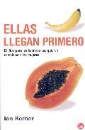 Portada de ELLAS LLEGAN PRIMERO