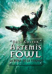 Portada de ARTEMIS FOWL 7. LA HORA DE LA VERDAD