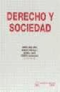 Portada de DERECHO Y SOCIEDAD