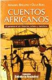 Portada de CUENTOS AFRICANOS: AL PONERSE EL SOL: HISTORIAS, RELATOS Y METAFORAS