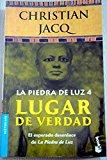 Portada de LA PIEDRA DE LUZ, 4: LUGAR DE VERDAD