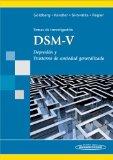 Portada de TEMAS DE INVESTIGACION. DSM-V: DEPRESION Y TRASTORNO DE ANSIEDAD GENERALIZADA