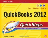 Portada de QUICKBOOKS 2012 QUICKSTEPS (QUICK GUIDES)