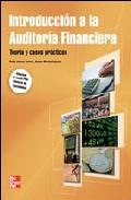 Portada de INTRODUCCION A LA AUDITORIA DE FINANCIERA: TEORIA Y CASOS PRACTICOS