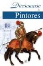 Portada de DICCIONARIO DE PINTORES