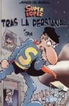 Portada de MAGOS DEL HUMOR: SUPERLOPEZ Nº 104: TRAS LA PERSIANA
