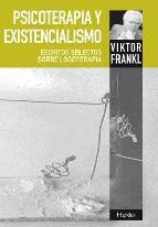 Portada de PSICOTERAPIA Y EXISTENCIALISMO (EBOOK)