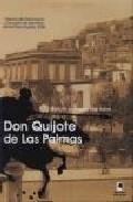 Portada de DON QUIJOTE DE LAS PALMAS