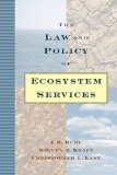 Portada de THE LAW AND POLICY OF ECOSYSTEM SERVICES