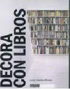 Portada de DECORA CON LIBROS
