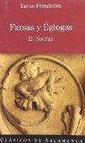 Portada de FARSAS Y EGLOGAS: II SACRAS