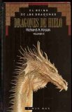 Portada de DRAGONES DE HIELO. EL REINO DE LOS DRAGONES. VOLUMEN 2