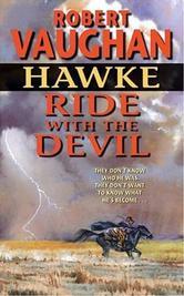 Portada de HAWKE: RIDE WITH THE DEVIL