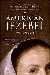 Portada de AMERICAN JEZEBEL