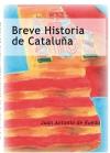 Portada de BREVE HISTORIA DE CATALUÑA
