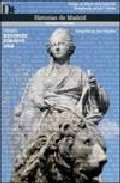 Portada de HISTORIAS DE MADRID: PREMIO MESONERO ROMANOS 2008