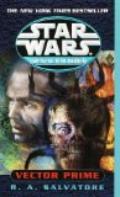 Portada de VECTOR PRIME (STAR WARS: THE NEW JEDI ORDER)