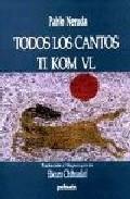 Portada de TODOS LOS CANTOS = TI KOM VL