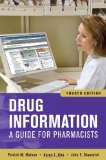 Portada de DRUG INFORMATION: A GUIDE FOR PHARMACISTS (DRUG INFORMATION (MCGRAW-HILL))