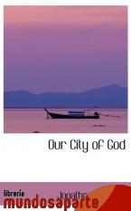 Portada de OUR CITY OF GOD
