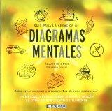 Portada de GUIA PARA LA CREACION DE DIAGRAMAS MENTALES: COMO CREAR, EXPLORARY ORGANIZAR LAS IDEAS DE MODO VISUAL