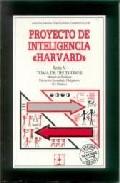 Portada de PROYECTO DE INTELIGENCIA HARVARD: SERIE V, TOMA DE DECISIONES. MANUAL DEL PROFESOR
