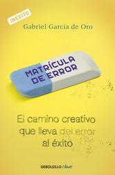 Portada de MATRÍCULA DE ERROR