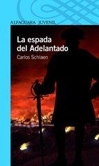 Portada de LA ESPADA DEL ADELANTADO (EBOOK)