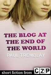 Portada de THE BLOG AT THE END OF THE WORLD