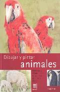 Portada de DIBUJAR Y PINTAR ANIMALES