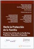 Portada de HACIA LA PROTECCIÓN DE LA FAMILIA