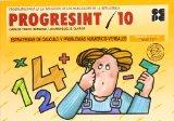 Portada de PROGRESINT 10: ESTRATEGIAS DE CALCULO Y PROBLEMAS NUMERICO-VERBALES