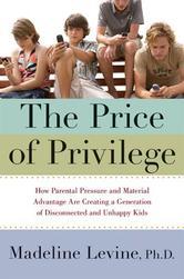 Portada de THE PRICE OF PRIVILEGE