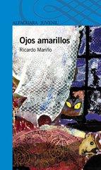 Portada de OJOS AMARILLOS (EBOOK)