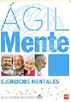Portada de AGIL: EJERCICIOS DE ESTIMULACION COGNITIVA PARA MAYORES 12