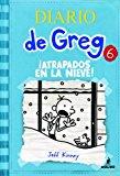 Portada de DIARIO DE GREG 6. !ATRAPADOS EN LA NIEVE!