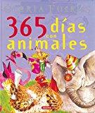 Portada de 365 DIAS CON LOS ANIMALES DE GLORIA FUERTES