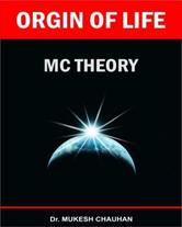 Portada de ORIGIN OF LIFE MC-THEORY
