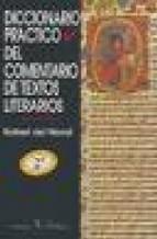Portada de DICCIONARIO PRÁCTICO DEL COMENTARIO DE TEXTOS
