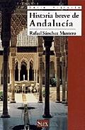 Portada de HISTORIA BREVE DE ANDALUCIA
