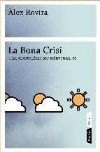 Portada de LA BONA CRISI (EBOOK)