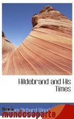 Portada de HILDEBRAND AND HIS TIMES