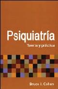 Portada de PSIQUIATRIA: TEORIA Y PRACTICA