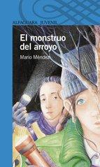Portada de EL MONSTRUO DEL ARROYO (EBOOK)