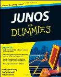 Portada de JUNOS FOR DUMMIES